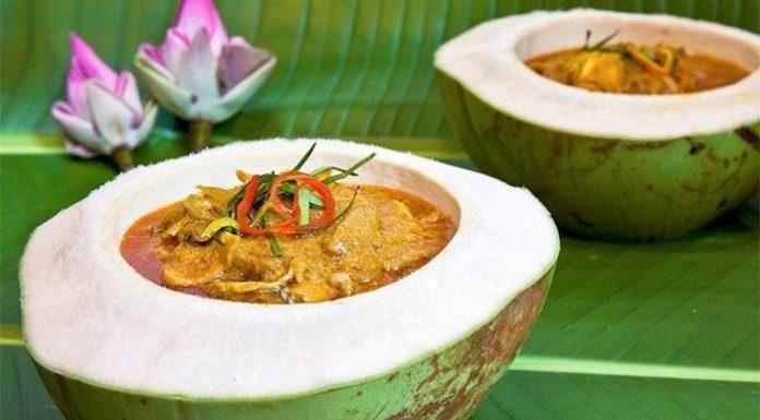 Những món ăn tết truyền thống của các nươc Châu Á