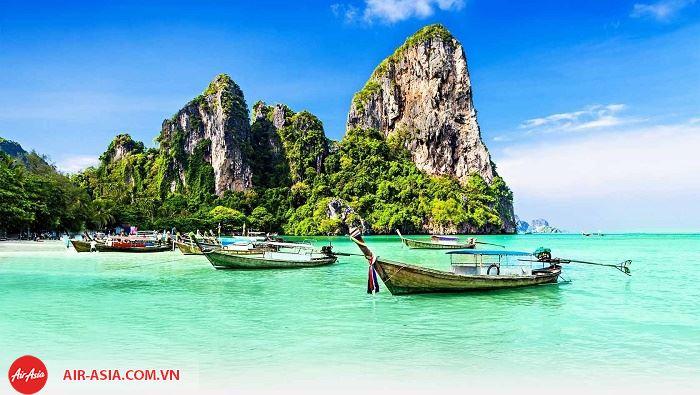 Ghé thăm thiên đường biển Phuket