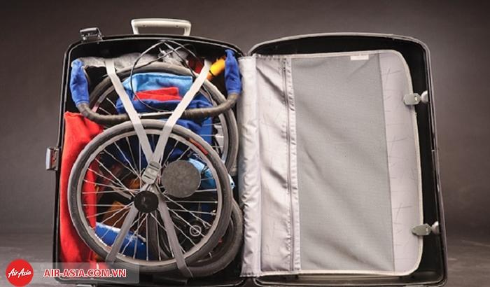 Quy cách đóng gói xe đạp