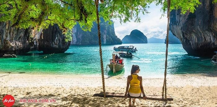 Du lịch Krabi hè 2018