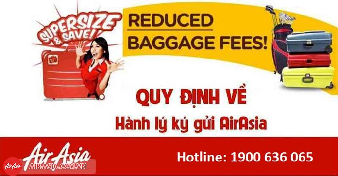hanh ly air asia
