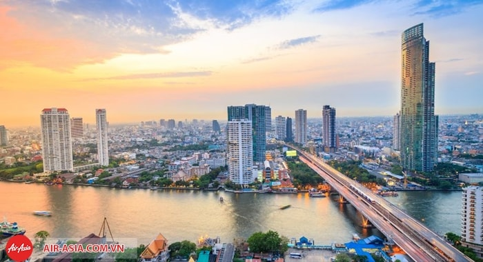 Lựa chọn thời điểm du lịch Bangkok