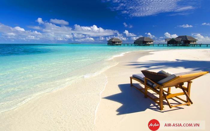 Paradise Beach một trong những bãi biển hoang sơ nhất