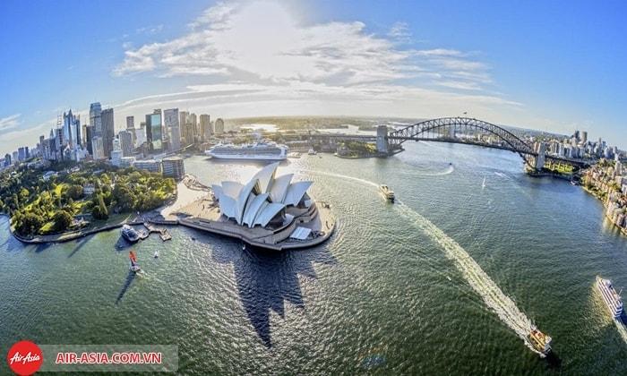 Lựa chọn thời điểm đi du lịch Sydney